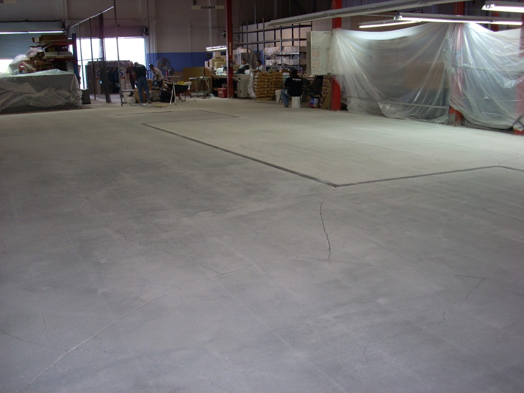 Epoxy flooring epoxy flooring miami for Liquid lino floor paint
