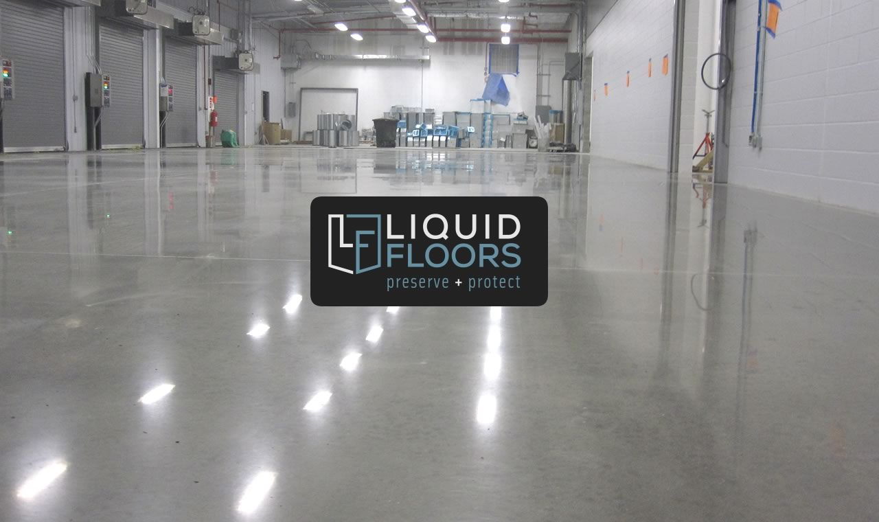 Pharmaceutical Flooring – Industrial Polished Concrete Install – Clayton, North Carolina