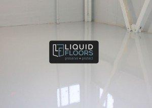 Industrial Manufacturing Epoxy Flooring Seneca SC
