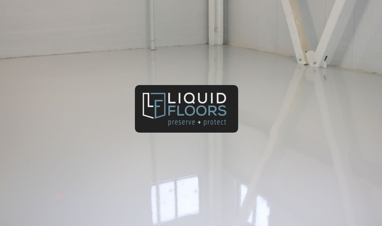 Trowel Down Epoxy Topcoat – Epoxy Flooring Case Study