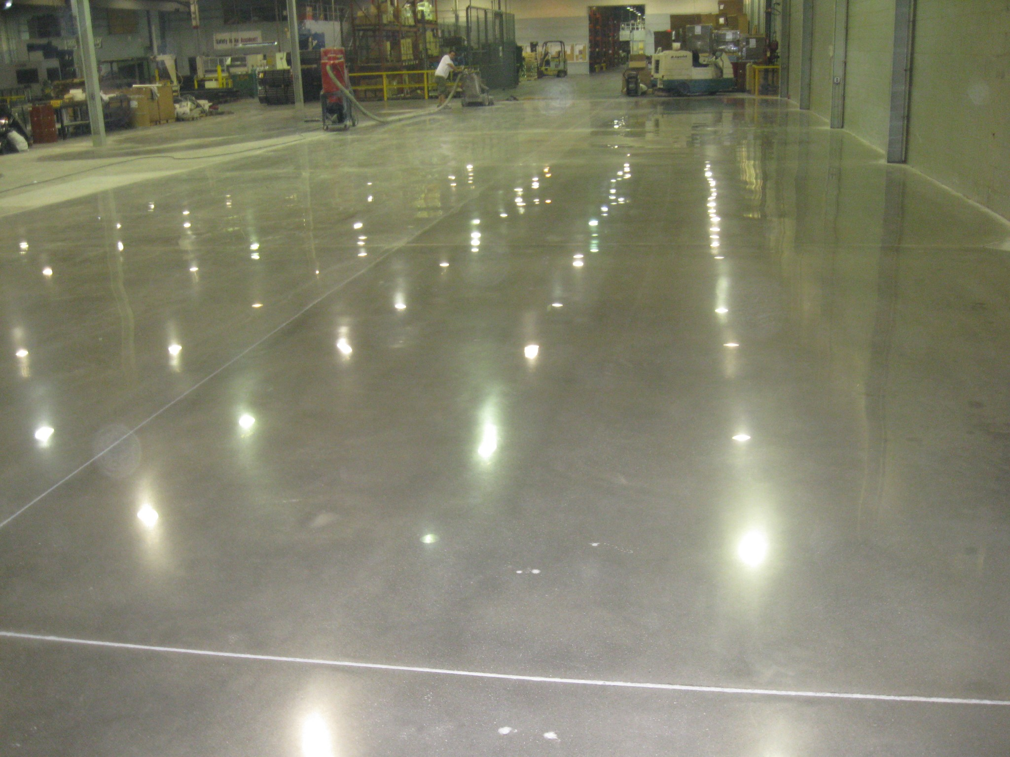 Ellcon industrial concrete polished floor by liquid floors ellcon industrial concrete polished floor by liquid floors greenville south carolina dailygadgetfo Gallery