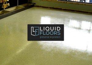 Liquid Floors Industrial Flooring Installation DeWalt