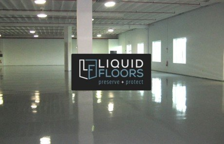 Liquid Floors Industrial Flooring Installation for Genpak