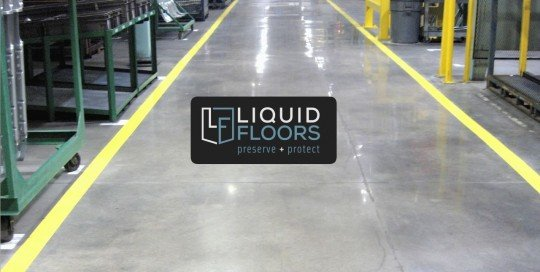 Mayflower Kings Mountain North Carolina Concrete Polish Industrial Flooring By Liquid Floors