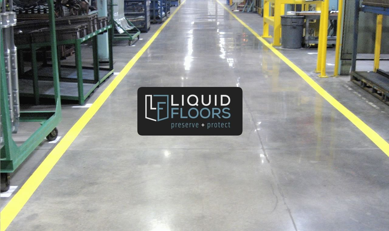 North Carolina Industrial Concrete Polishing Case Study