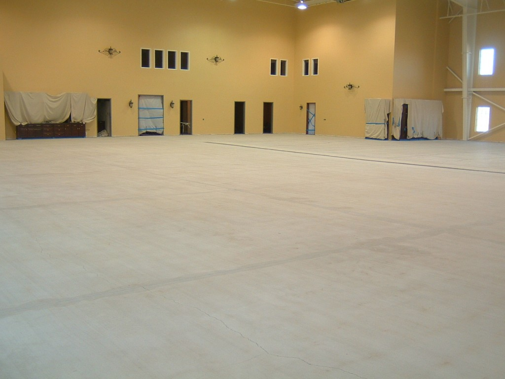 Epoxy Flooring Atlanta, GA - Before