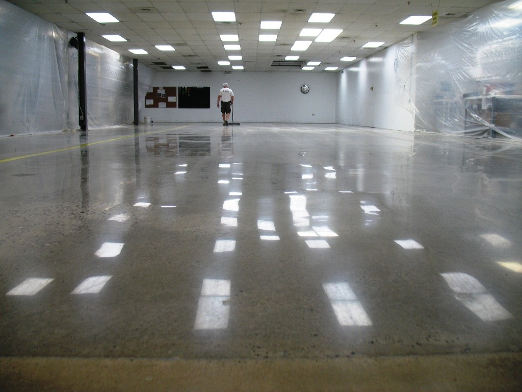 Epoxy Flooring Atlanta, GA - After