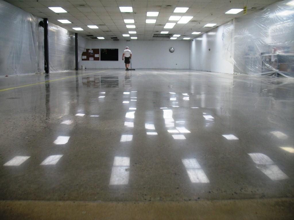 Epoxy Flooring Atlanta, GA - After