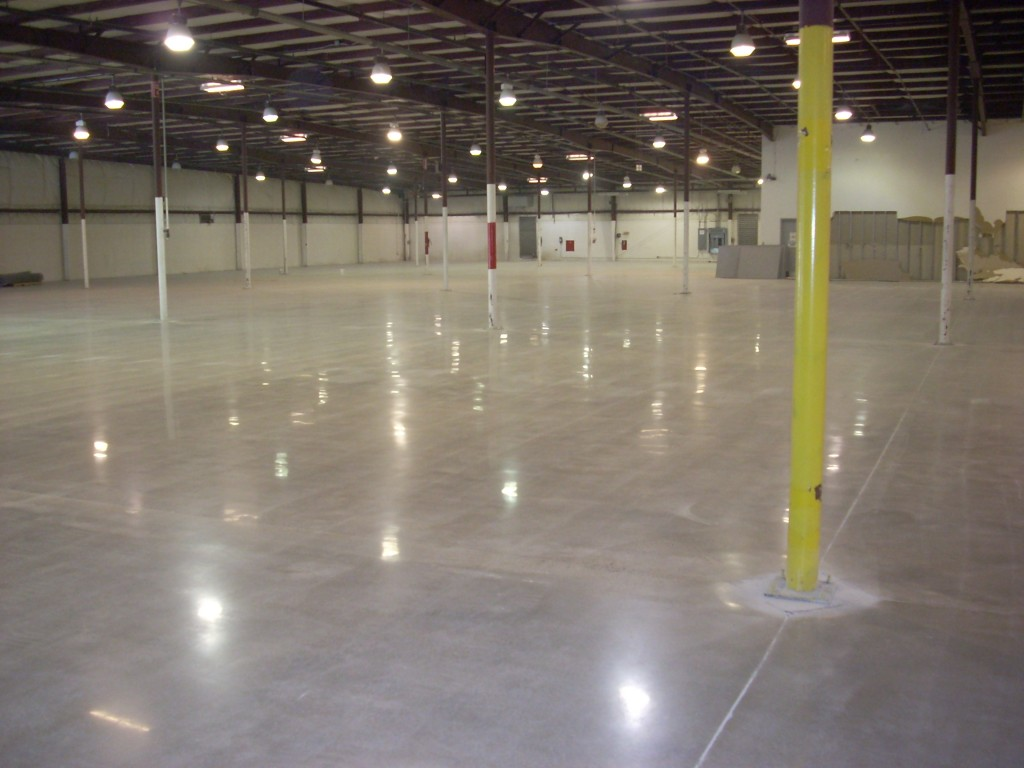 Epoxy Flooring Greensboro, NC
