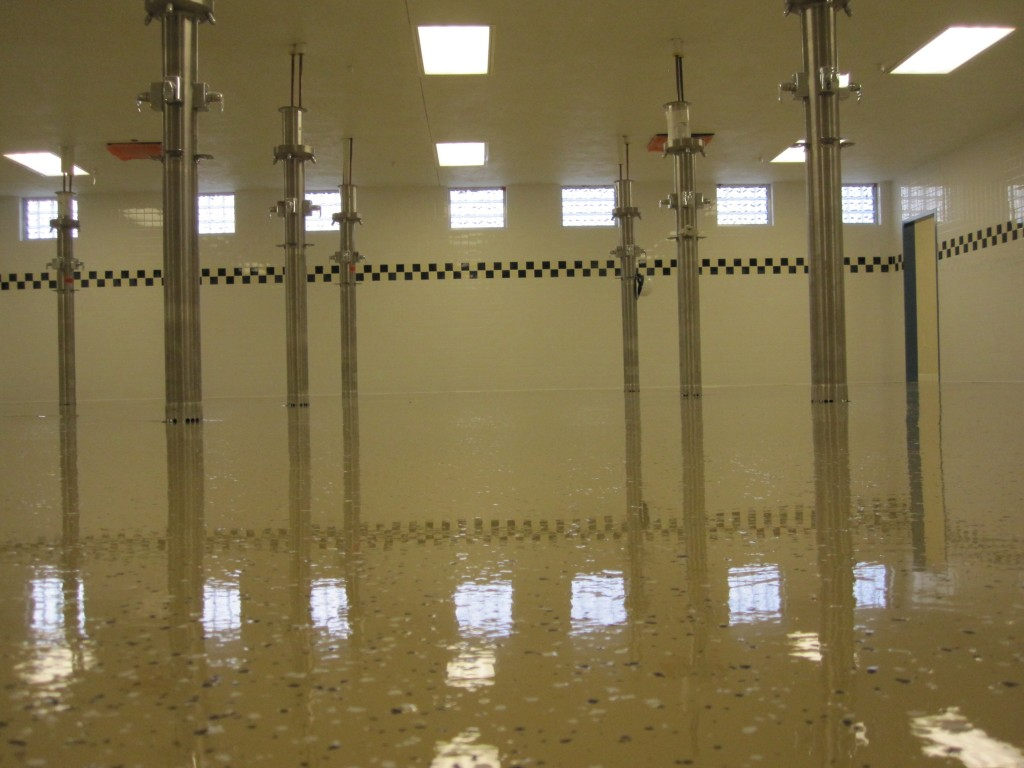 Industrial Concrete Polishing Charleston, SC - After